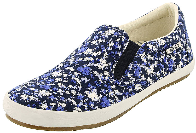 Taos Dandy Navy Floral Sole Provisions