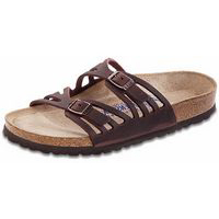 Granada Soft Footbed Habana Oiled Leather Narrow Width