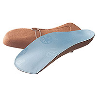 Blue Footbed Casual