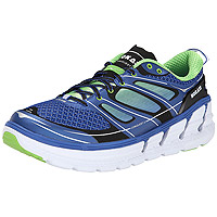 Men's Conquest 2 Blue/Green Flash/White