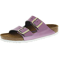 Arizona Soft Footbed Spectacular Rose Leather Narrow Width