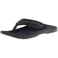 Men's Hokua Black/Dark Shadow