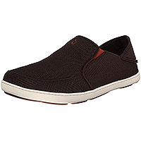 Men's Nohea Mesh Dark Java/Rojo