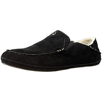 Men's Moloa Slipper Black/Black
