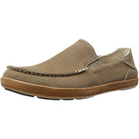 Men's Puhalu Canvas Mustang/Tan