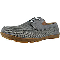 Men's Mano Mesh Charcoal/Toffee