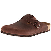 Boston Soft Footbed Habana Oiled Leather Regular Width