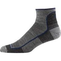 Men's 1/4 Sock Ultralight Charcoal