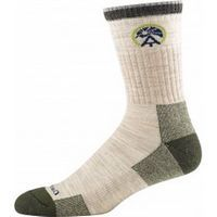Men's ATC Sock Micro Crew Cushion Oatmeal