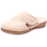 Gemma Spa Slipper Tan
