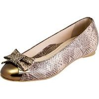 Elle Taupe Snake Combi