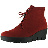 Effie Hiki Red WR Nubuck