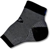 FS6 Compression Foot Sleeve Black