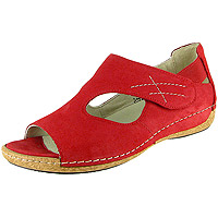 Bailey Heliett Red Nubuck