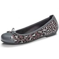 Minna Grey Leopard