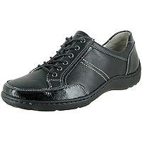Jasmine Henni Oxford Black Patent