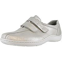 Joy Henni Silver Leather