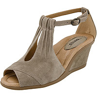 Caper Ginger Suede
