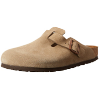 Boston Taupe Suede Narrow Width