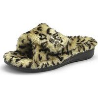 Relax Luxe Tan Leopard