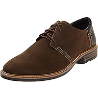Men's Chief Oily Brown Nubuck