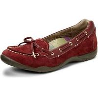 Weil by Orthaheel Discovery Casual Flat Wine