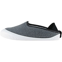 Kush Classic Slipper Light Grey With White Removable Sole