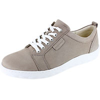 Mica Herne Taupe Nubuck