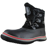 Iceland Boot Black