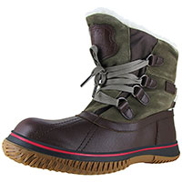 Iceland Boot Brown/Taupe