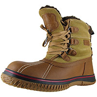 Iceland Boot Cognac/Tan