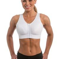 Lite Sports Bra White