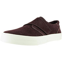 Soul Bordeaux Embossed Suede