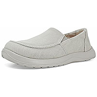Men's Durango Canvas Light Grey