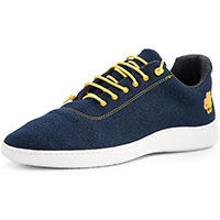Urban Wooler Dark Blue/Yellow