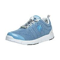 Travel Walker II Light Blue/White Mesh