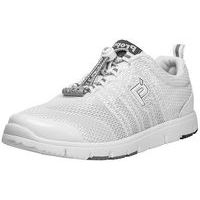 Travel Walker II White Mesh