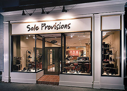 I opened Sole Provisions in the village of Huntington, New York in August of 1997