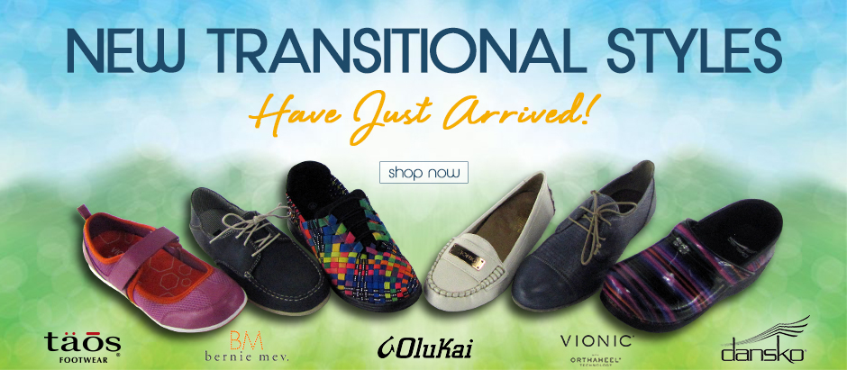 New Transitional Styles