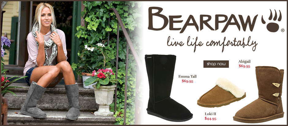 BearPaw Fall Styles on Sale Now