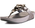 FitFlop Fleur Pewter