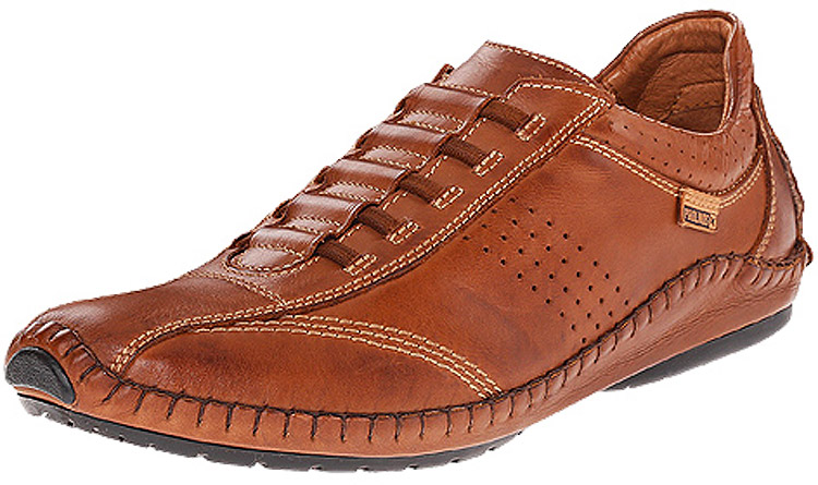 Men's Fuencarral Casual Slip-On 08J-6041 Cuero