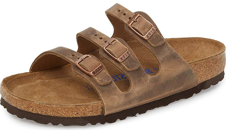 b1daf6da8dce Birkenstock Florida Soft Footbed Tobacco Oiled Leather - Sole Provisions