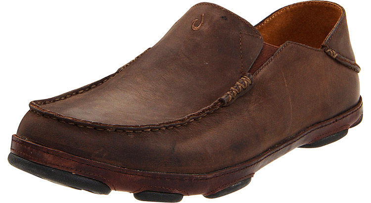Men's Moloa Dark Wood/Dark Java