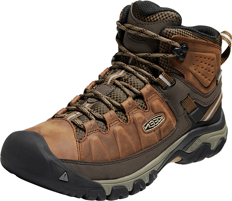Men's Targhee III Mid WP Big Ben/G Brn