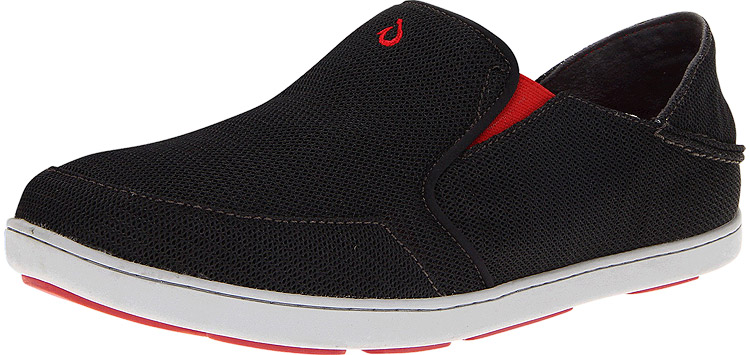 Men's Nohea Mesh Black/Black