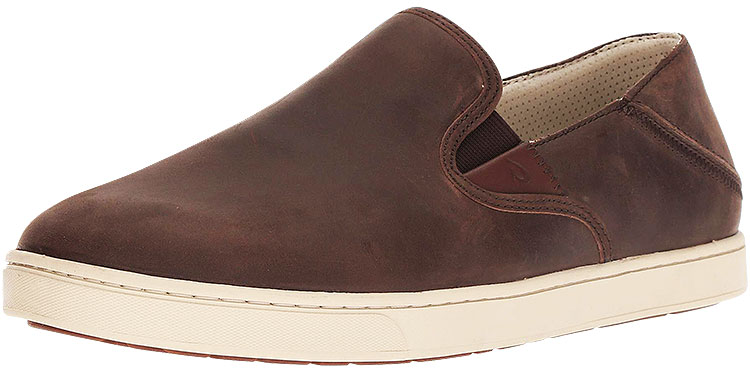 Men's Kahu 'Ili Dark Wood/Tapa