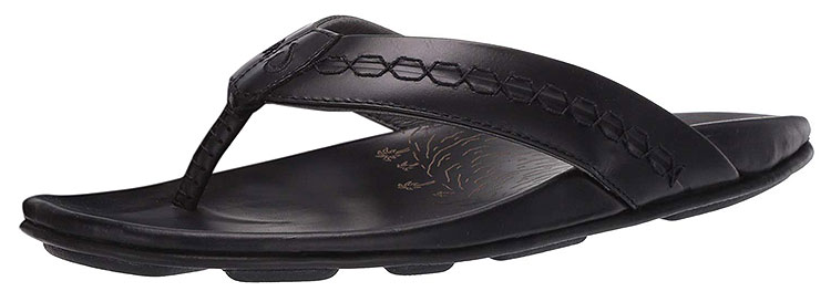 Men's Honoli'I Black