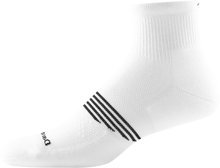 Men's Element 1/4 Lightweight With Cushion White