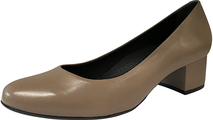Eclipse Taupe Leather
